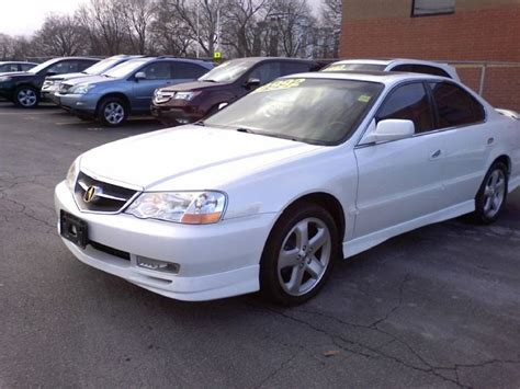 2003 acura tl type s white cars entertainment