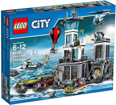 Lego City Prison Island 60130 lego city 2016 prison island 60130 set photos preview bricks and bloks
