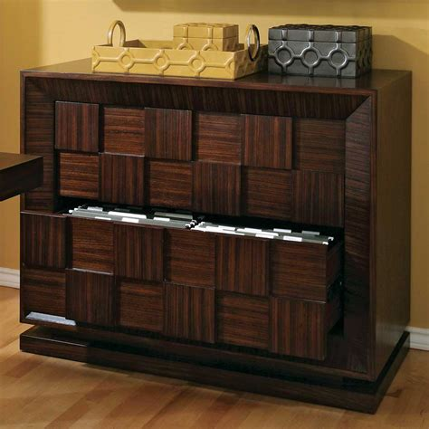 Wood Filing Cabinet Lateral Wood Lateral File Cabinet 2 Drawer Office Furniture