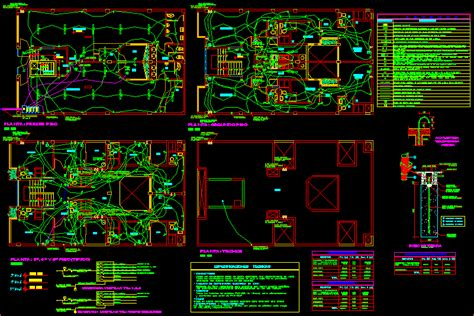 electrical layout plan in autocad house electrical layout plan dwg home deco plans