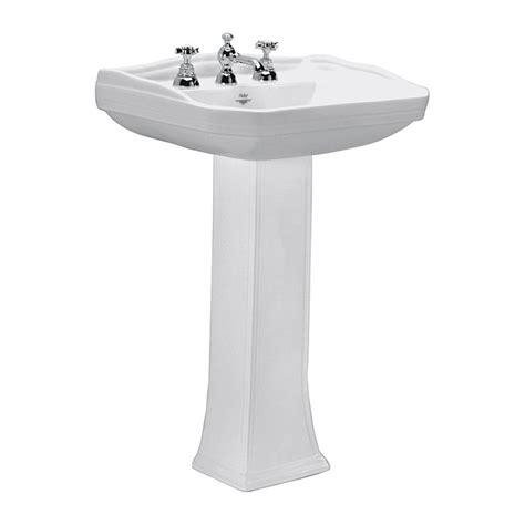 nice bathroom sinks deca os 8p 17 oxford pedestal sink some nice detailing but