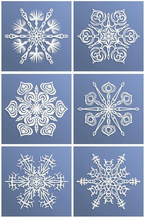 paper snowflake pattern maker look an app that makes paper snowflakes paper
