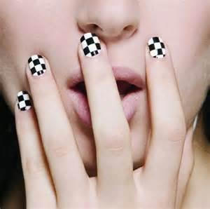 20 easy amp simple black nail art designs supplies