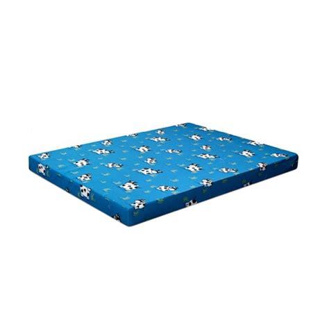 Kasur Ukuran 90 X 200 jual simpati royal pioneer biru kasur busa 90 x 200 cm