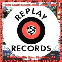 Records Stockton Ca Replay Records Closed Stockton Ca United States Yelp