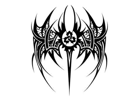 celtic triquetra wings tattoo sample tattooshuntcom