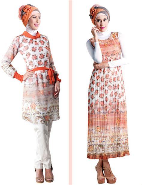 Busana Kantor Batik Larasati 22 22 trend fashion busana muslim wanita terbaru 2016 naranua