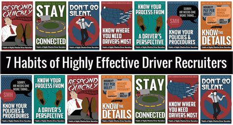 Driver Recruiter by 7 Habits Of Highly Effective Driver Recruiters Revisited Tenstreet