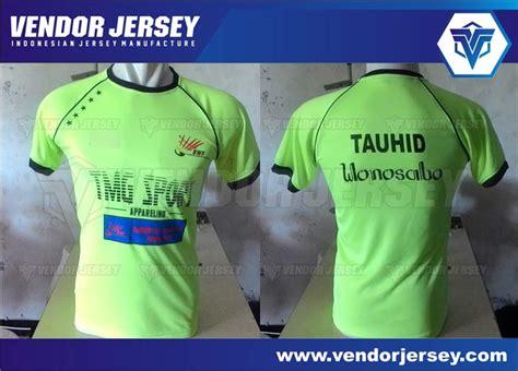desain kaos badminton pembuatan jersey kaos badminton bahan dry fit vendor