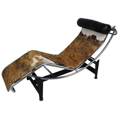 le corbusier lc4 chaise lounge le corbusier lc4 chaise lounge manufactured by cassina at