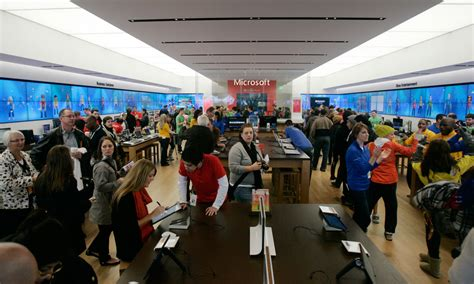 Microsoft Mba Seattle Reddit admit it apple fans microsoft s stores are pretty darn