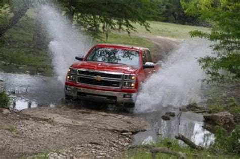 Quick Drive Review with the 2014 Chevy Silverado at the