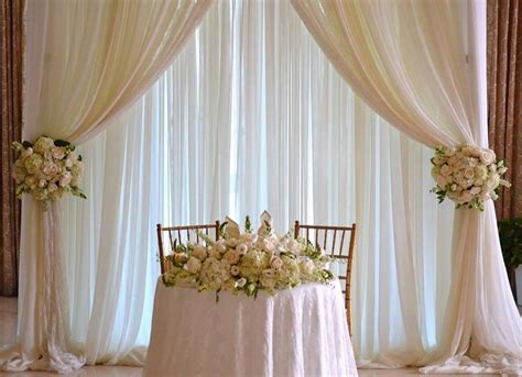 Wedding Backdrop Ideas Pictures by 24 Best Images About Wedding Stage Ideas On
