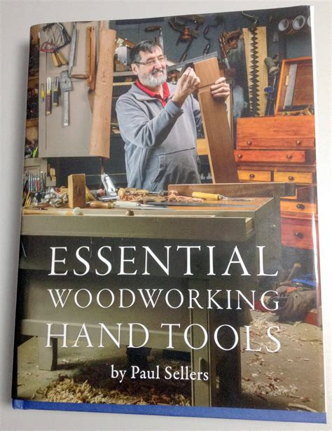 paul sellers essential woodworking hand tools  review