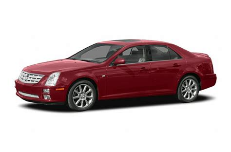 2005 cadillac sts specs safety rating mpg carsdirect