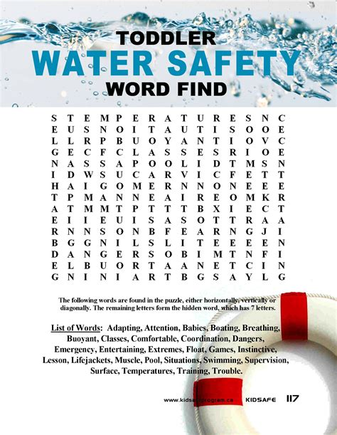 Osha Search Safety Word Search Puzzles Printable Quotes