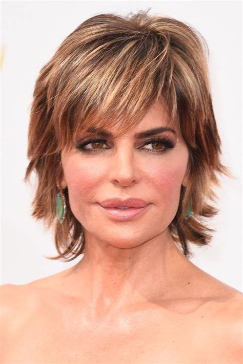Guide To Lisa Rinna Haircut | 1000 images about hair on pinterest lisa rinna red