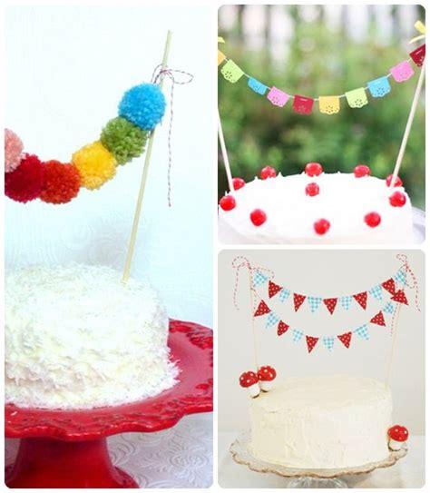 c 243 mo decorar tartas con guirnaldas pequeocio