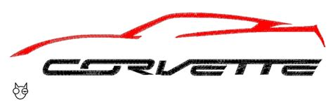 Car Wall Stickers corvette wall decals bing images