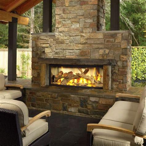beauty  outdoor gas fireplace rickyhil outdoor ideas
