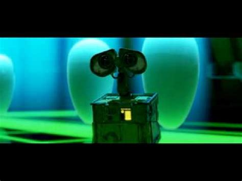 Wall E Review And Trailer by Wall E Theatrical Trailer