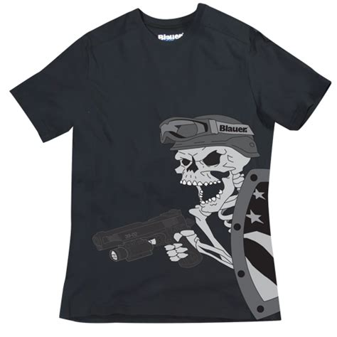 Cotton Bud Zak 50 S blauer releasing new line of graphic t shirts on duty
