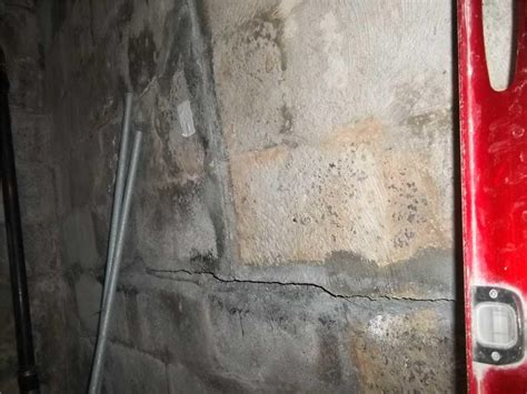 bowing basement wall bowing basement wall