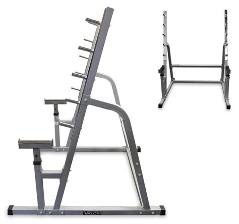 olympic bench with squat rack fuel pureformance olympic bench with squat rack 2 piece