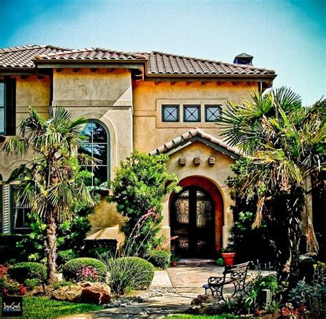 villa luxury home design houston italian mediterranean villa plan 5960