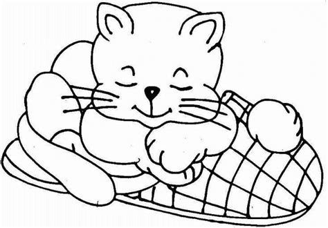 sleeping coloring sleep printable coloring pages
