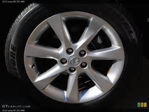 2010 lexus rx 350 awd wheel and tire photo 38367094