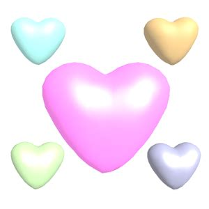 Cute 3D Hearts Live Wallpaper   Android Apps on Google Play