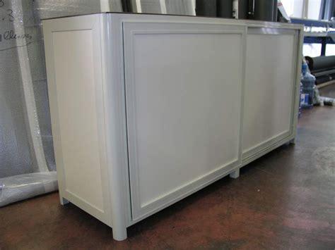 mobili da terrazzo mobili da esterno in alluminio su misura a prenestino