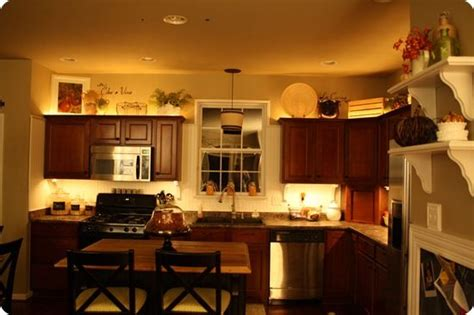 Rope Lights Above Cabinets In Kitchen Pin By Francisco On Lighting