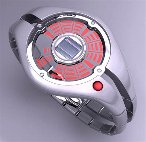 design concept watches solaris watch yanko design
