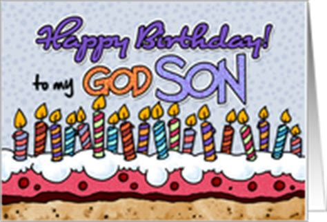 Happy Birthday Wishes To My Godson Family Birthday Cards For Godson From Greeting Card Universe