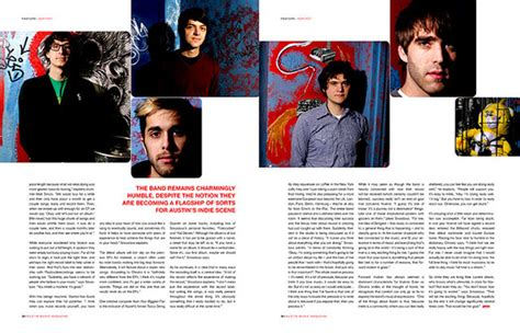 layout features of a magazine inspirational and attractive magazine page layouts
