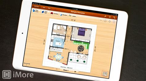 Home Plan Design Software For Ipad | floorplans for ipad review design beautiful detailed floor plans imore