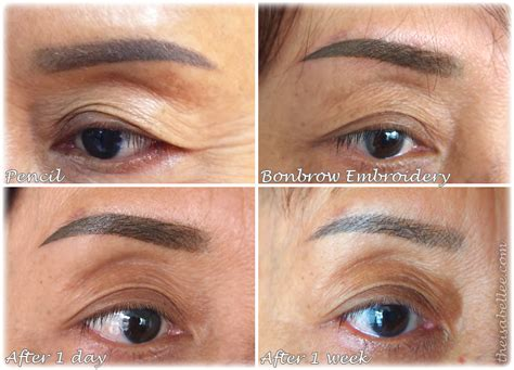 eyebrow tattoo indonesia isabel lee malaysian beauty lifestyle blogger eyebrow