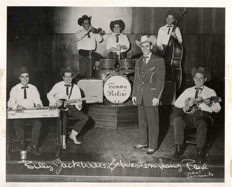 country swing music billy jack wills brother of bob wills and his western