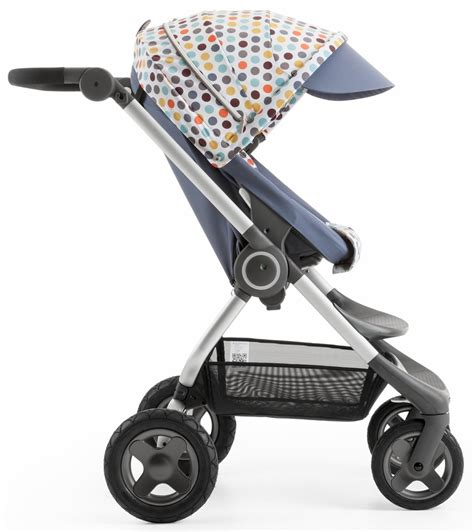 Hair Style Kit Ride by Stokke Scoot Style Kit Retro Dots
