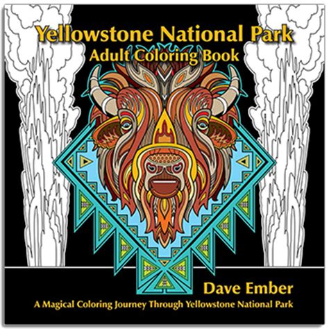 coloring book for adults national bookstore price yellowstone national park coloring book amazing toys