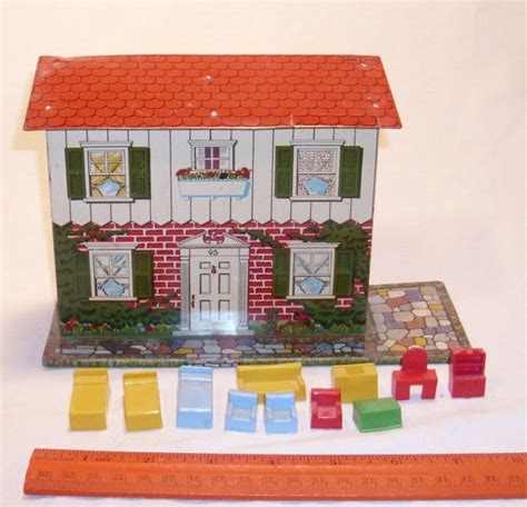 dollhouse 800 doll 158 best tin houses images on doll