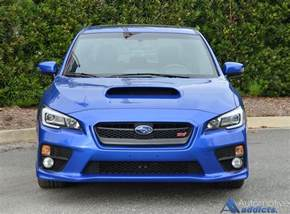 2016 subaru wrx sti limited review test drive