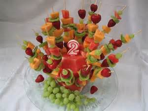 Party Food by F R E S H Stands For Fabulous Raw Edible Sweet