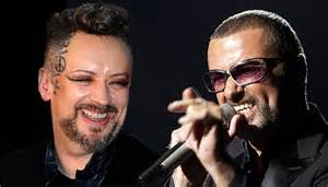 Boy george left in feb 2014 and british singer george michael in
