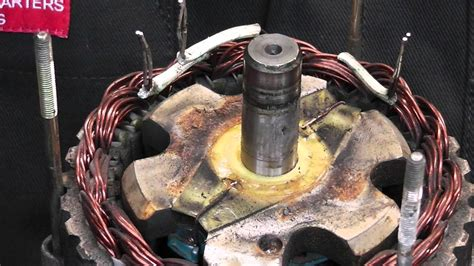 alternator diode stator rotor tester alternator diode stator rotor tester 28 images used alternator jury rigged alternators