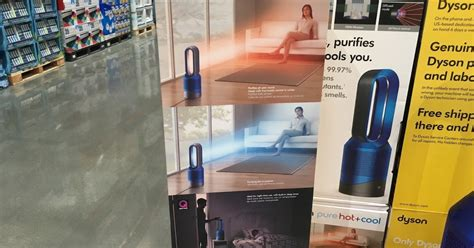 Dyson Pure Hot   Cool Link Purifier   Costco Weekender