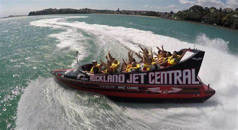 about auckland jet boat tours - Auckland Boat Tours
