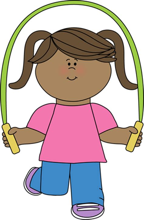 jump clipart with jump rope clip with jump rope image